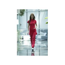Claudia női tunika piros
