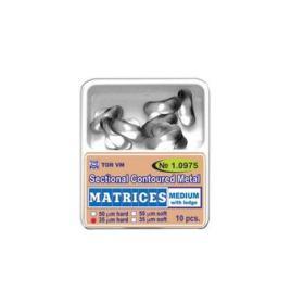 TOR Szekcionált fém matrica medium 1.0975(50)
