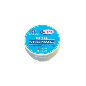 TOR Striproll fém szalag 0.05x7mm 1.391